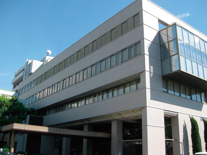 大阪府吹田市庁舎